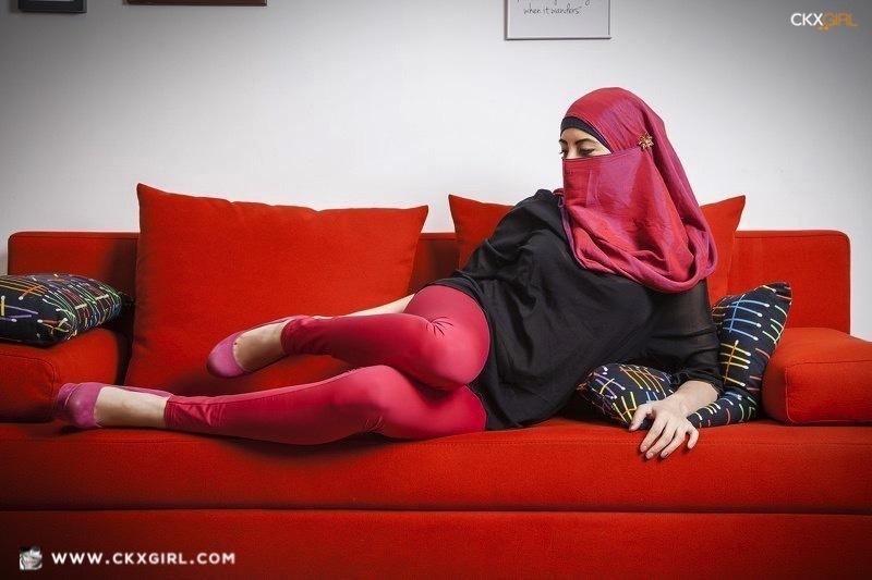 Very hot muslim girl