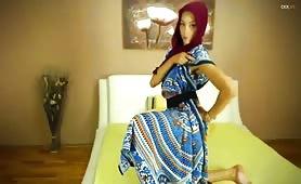 JasminMuslim | CKXGirl™ | LIVE! | CokeGirlx | www.ckxgirl.com