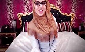 MuslimKyrah | CKXGirl™ | LIVE! | CokeGirlx | www.ckxgirl.com