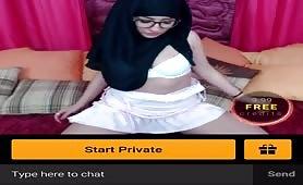 muslimgirll | CKXGirl™ | LIVE! | CokeGirlx | www.ckxgirl.com