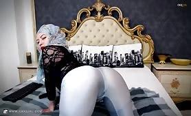 MuslimMistres | CKXGirl™ | LIVE! | CokeGirlx | www.ckxgirl.com