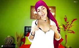 ZeiraMuslim | CKXGirl™ | LIVE! | CokeGirlx | www.ckxgirl.com