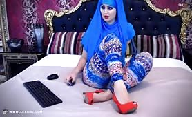 AsiraMuslim | CKXGirl™ | LIVE! | CokeGirlx | www.ckxgirl.com