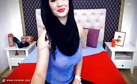 DaliyaMuslim | CKXGirl™ | LIVE! | CokeGirlx | www.ckxgirl.com