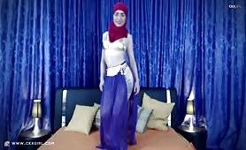 JamelaMuslim | CKXGirl™ | LIVE Arab Webcam | www.ckxgirl.com