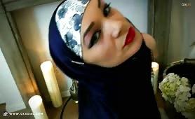DaliyaMuslim | CKXGirl™ | LIVE Arab Webcam | www.ckxgirl.com
