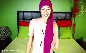 ZeiraMuslim | CKXGirl™ | LIVE Arab Webcam | www.ckxgirl.com