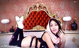 MuslimAishaa | CKXGirl™ | LIVE Arab Webcam | www.ckxgirl.com