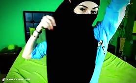ZeiraMuslim | CKXGirl™ | LIVE Muslim Webcam | www.ckxgirl.com