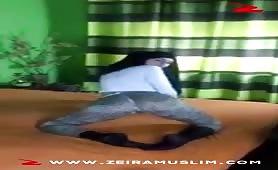 ZeiraMuslim | TWERKING SELFIE | LIVE Muslim Webcam | www.ckxgirl.com