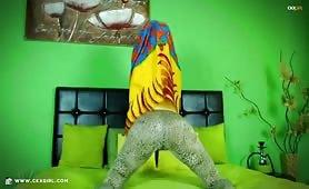 ZeiraMuslim | CKXGirl™ | Leopard Leggings | www.ckxgirl.com
