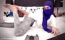 HenaMuslim | CKXGirl™ | LIVE Arab Webcam | www.ckxgirl.com