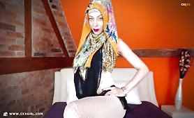 JasminMuslim | CKXGirl™ | Fishnet Bodysuit | www.ckxgirl.com