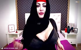 NayraMuslim | CKXGirl™ | BOOBS | www.ckxgirl.com