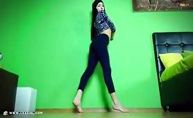 ZeiraMuslim | CKXGirl™ | Fishnet Bodysuit | www.ckxgirl.com