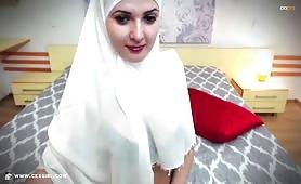 PrincessHerra | CKXGirl™ | White Hjab | www.ckxgirl.com