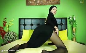 CKXGIRL-ZEIRA-15-17ZeiraMuslim | CKXGirl™ | Black Dress | www.ckxgirl.com