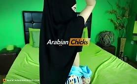 ZeiraMuslim | CKXGirl™ | Private Show | www.arabianchicks.com