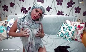 RaysahMuslim | CKXGirl™ | Nude Hijab | www.ckxgirl.com