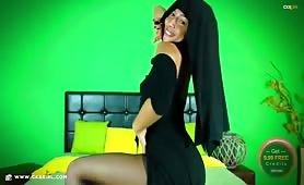ZeiraMuslim | CKXGirl™ | Dress & Pantyhose | www.ckxgirl.com