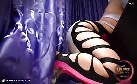 Muna 'aka' muslimgirll | CKXGirl™ | Sexy Hot Leggings & Heels | www.ckxgirl.com