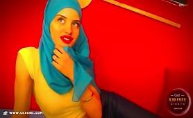 ZeirMuslim | CKXGirl™ | Yellow Crop Top | www.ckxgirl.com