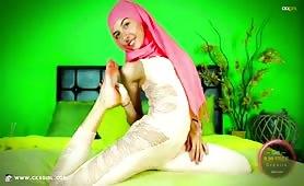ZeiraMuslim | CKXGirl™ | Pink Hijab | www.ckxgirl.com