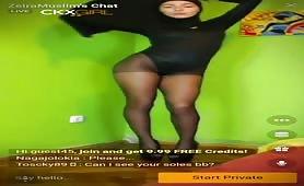 ZeiraMuslim | CKXGirl™ | Pantyhose Black Hijab | www.ckxgirl.com