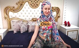 Muslim Girl on Webcam | CKXGirl™ | PRIVATE SHOW | www.ckxgirl.com