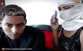 afifyalalandabirkasem Arab couple on webcam @ ArabianChicks.com